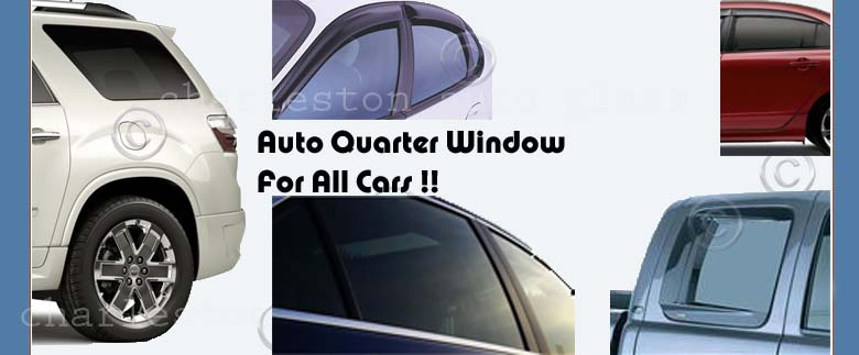 Auto Quarter Glass Replacement